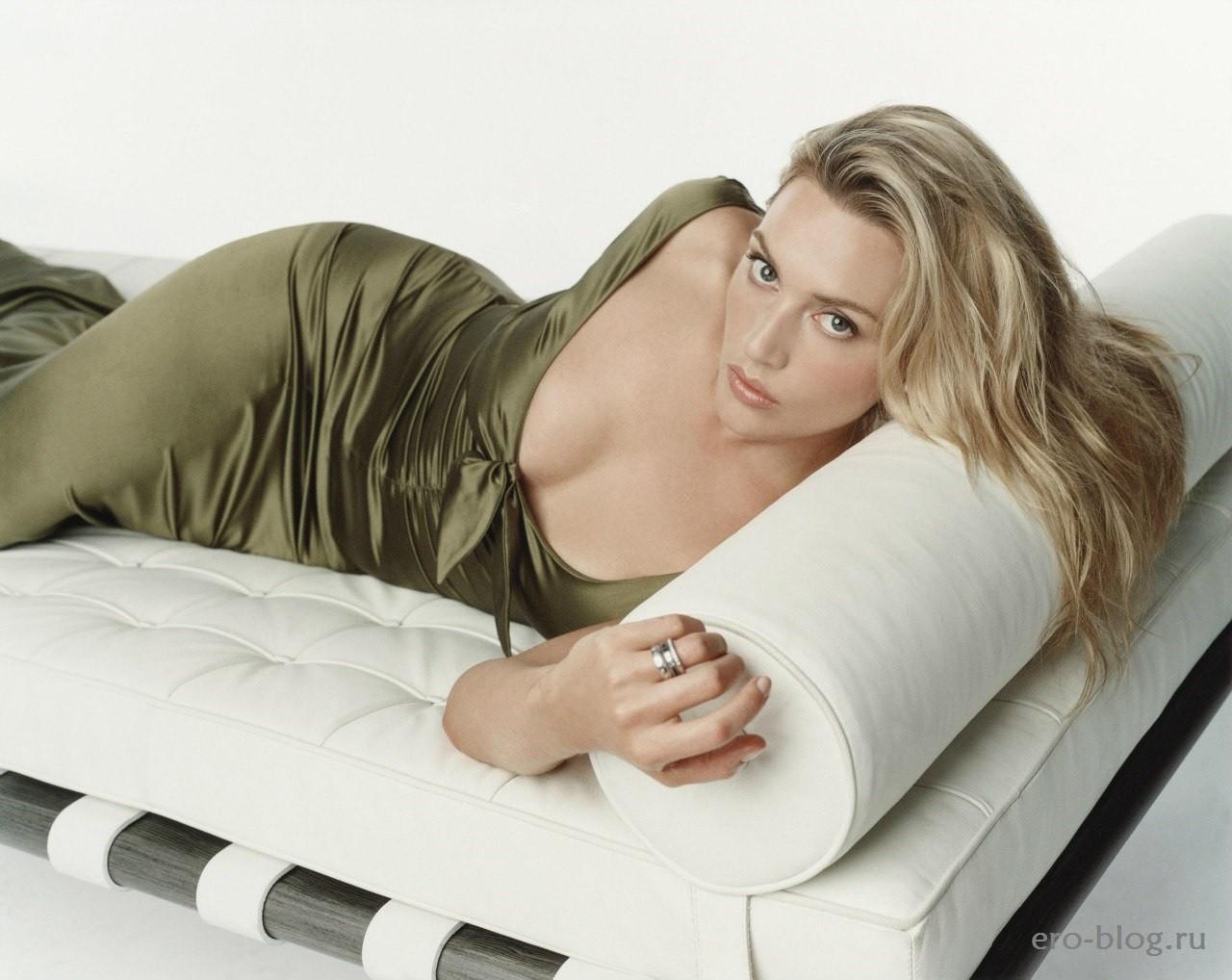 Голая обнаженная Кейт Уинслет интимные фото звезды