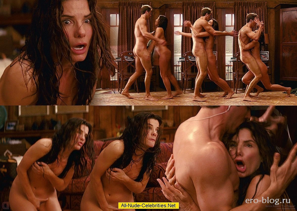 Sperm on sandra bullock naked — img 12