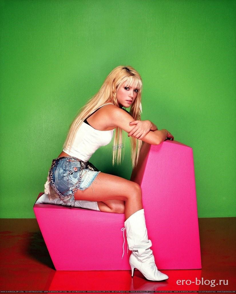 Голая обнаженная Shakira | Шакира интимные фото звезды