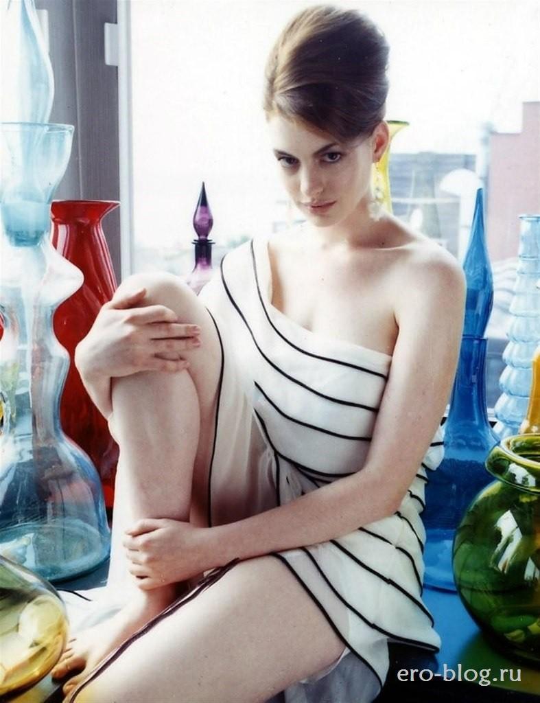 Голая обнаженная Anne Hathaway   Энн Хэтэуэй интимные фото звезды