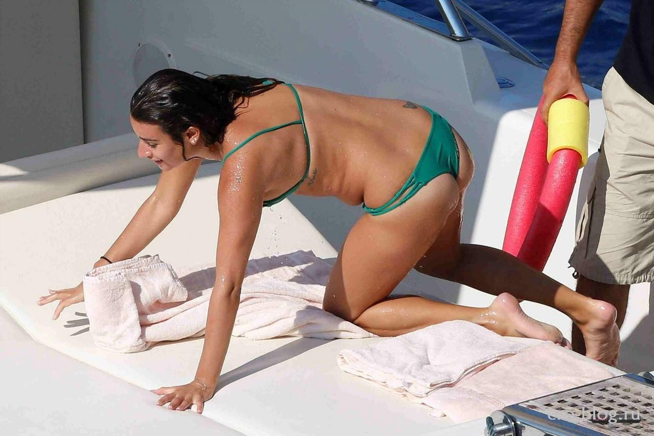 Голая обнаженная Lea Michele | Лиа Мишель интимные фото звезды