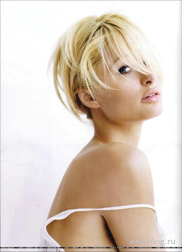 Голая обнаженная Paris Hilton | Пэрис Хилтон интимные фото звезды