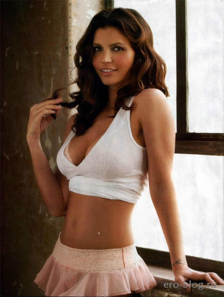 Голая Charisma Carpenter фото, Обнаженная Каризма Карпентер