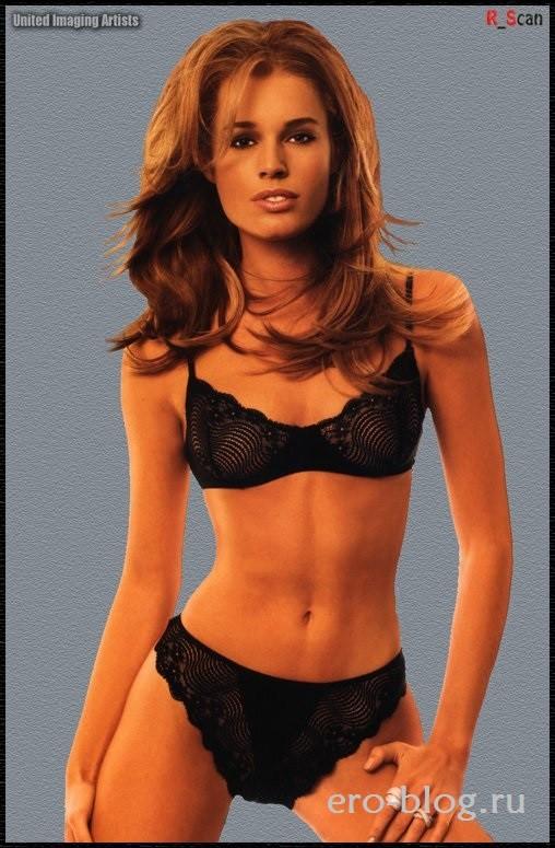 Голая обнаженная Rebecca Romijn | Ребекка Ромейн интимные фото звезды