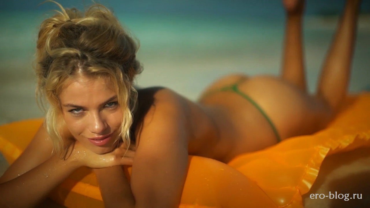 Голая обнаженная Хейли Клаусон интимные фото звезды