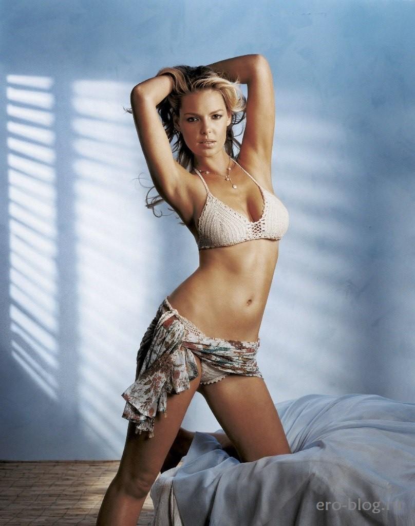 Голая обнаженная Katherine Heigl | Кэтрин Хейгл интимные фото звезды