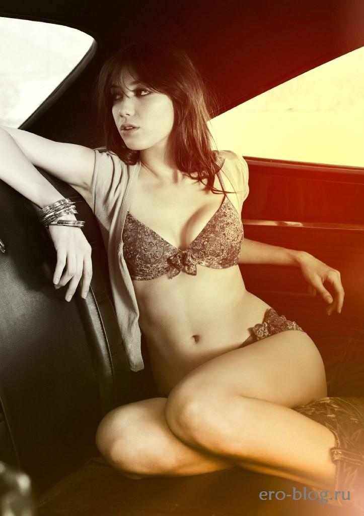 Голая обнаженная Daisy Lowe | Дэйзи Лоу интимные фото звезды