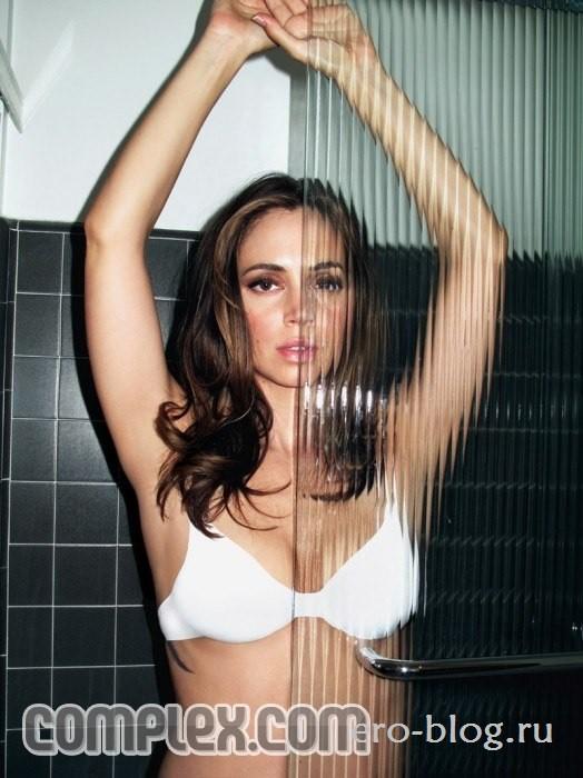 Голая обнаженная Eliza Dushku | Элайза Душку интимные фото звезды