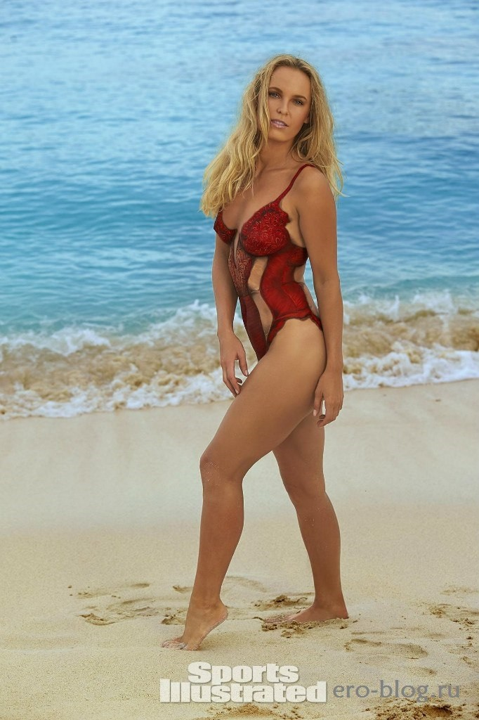 Голая обнаженная Caroline Wozniacki | Каролин Возняцки интимные фото звезды