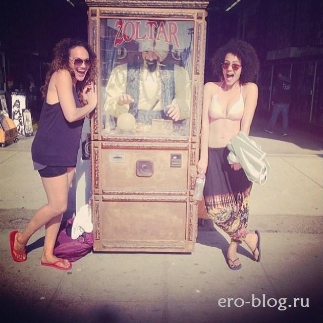 Голая обнаженная Натали Эммануэль интимные фото звезды