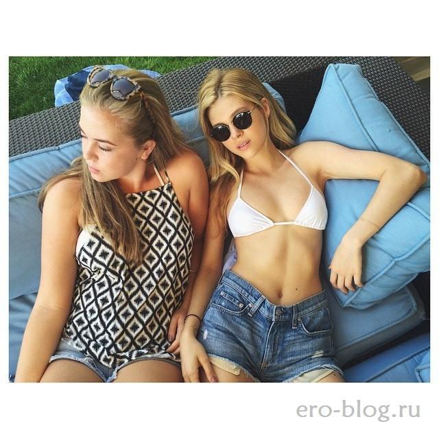 Голая обнаженная Nicola Peltz | Никола Пельтц интимные фото звезды