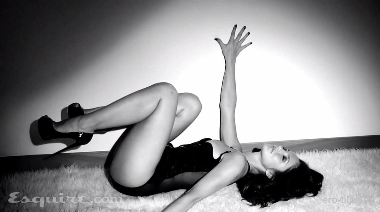 Голая обнаженная Minka Kelly | Минка Келли интимные фото звезды