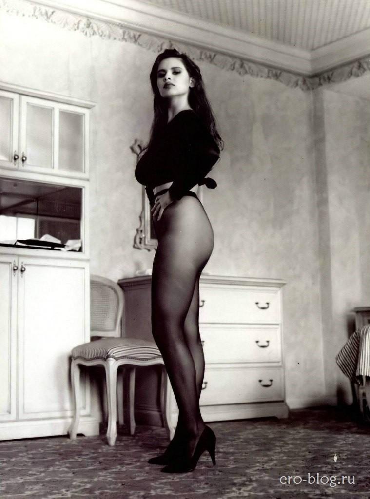 Голая обнаженная Debora Caprioglio | Дебора Каприольо интимные фото звезды