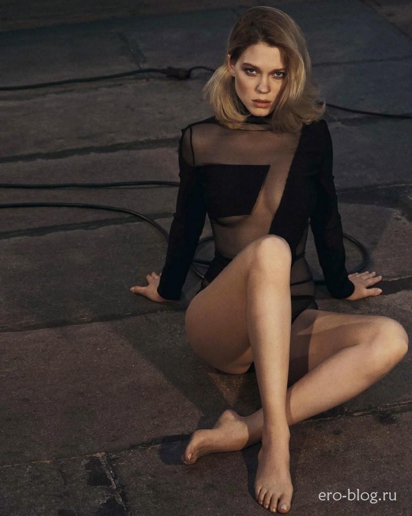 Голая Lеa Seydoux фото, Обнаженная Леа Сейду