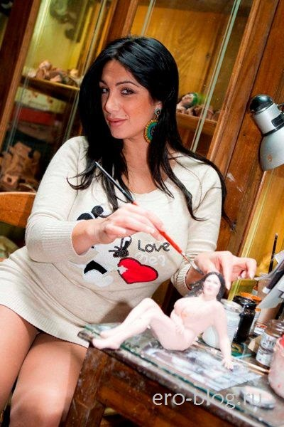 Голая обнаженная Marika Fruscio | Марика Фрусцио интимные фото звезды