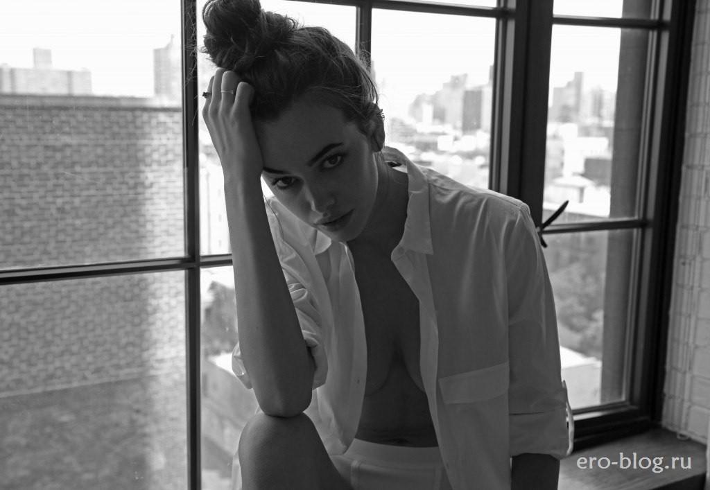 Голая обнаженная Sarah Stephens | Сара Стивенс интимные фото звезды