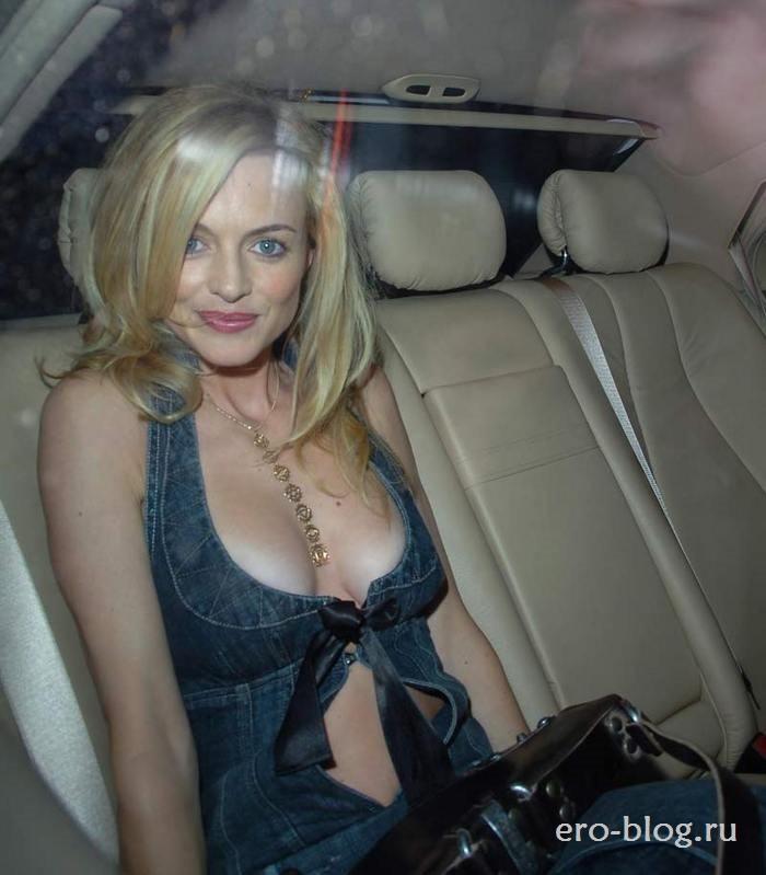 Голая обнаженная Heather Graham | Хизер Грэм интимные фото звезды