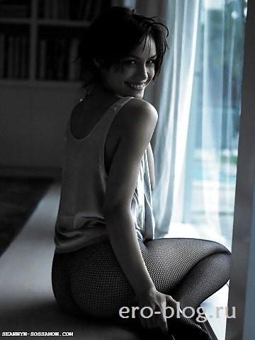 Голая обнаженная Shannyn Sossamon | Шэннин Соссамон интимные фото звезды
