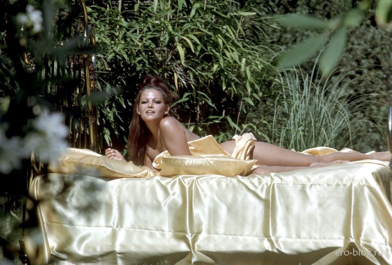 Голая обнаженная Claudia Cardinale | Клаудия Кардинале интимные фото звезды