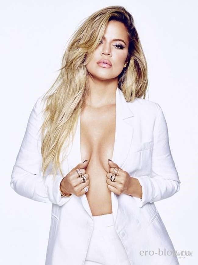 Голая Khloe Kardashian фото, Обнаженная Хлои Кардашьян