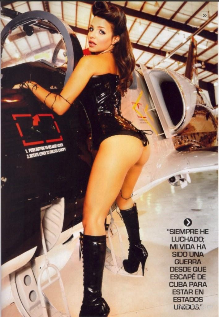 Голая обнаженная Vida Guerra | Вида Гуэрра интимные фото звезды