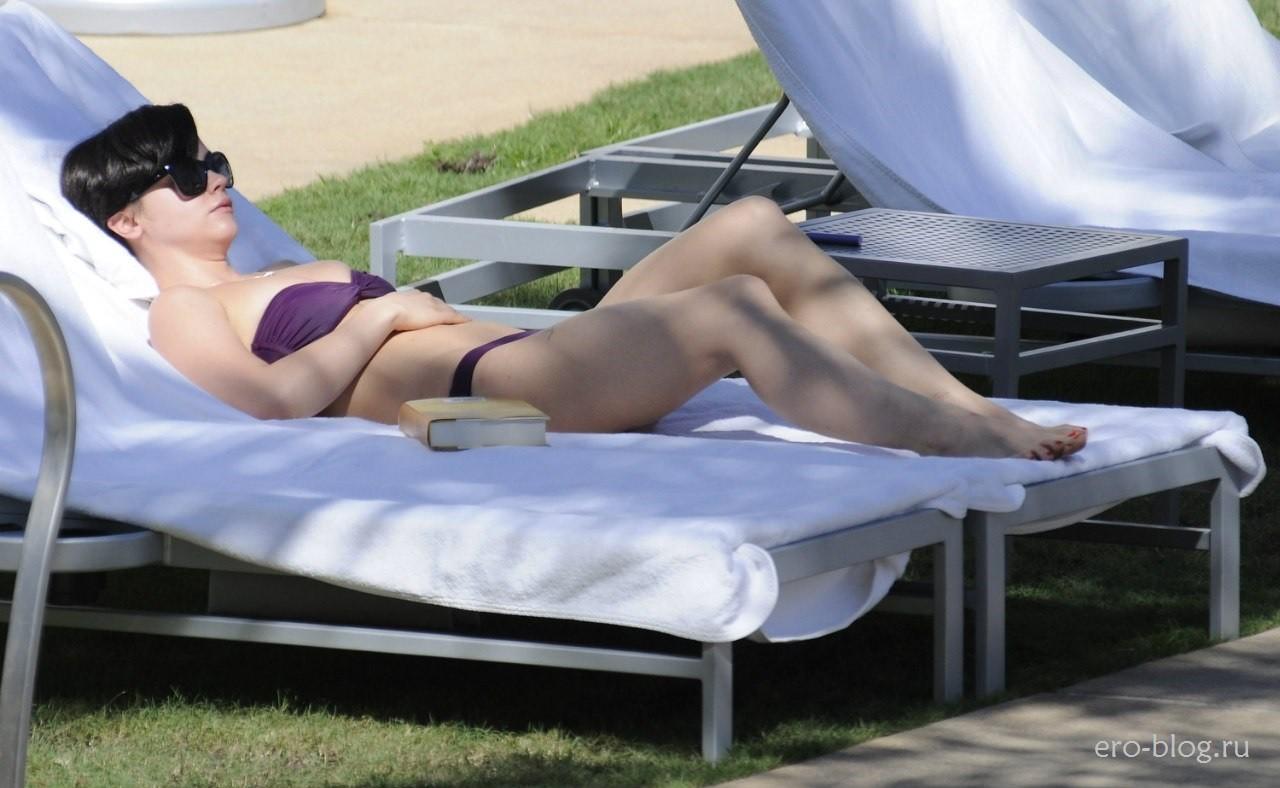 Голая обнаженная Christina Ricci | Кристина Риччи интимные фото звезды