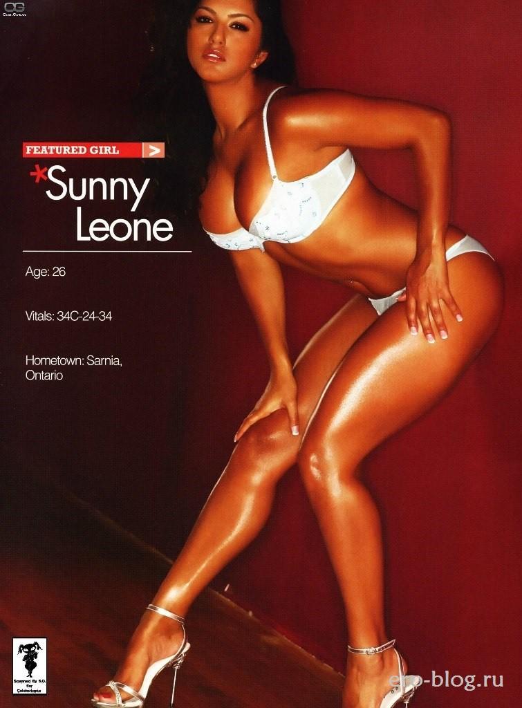 Голая обнаженная Sunny Leone | Санни Леоне интимные фото звезды