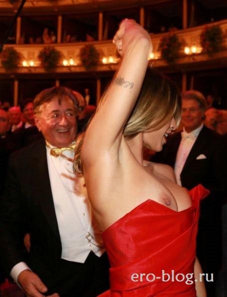 Голая обнаженная Elisabetta Canalis | Элизабетта Каналис интимные фото звезды