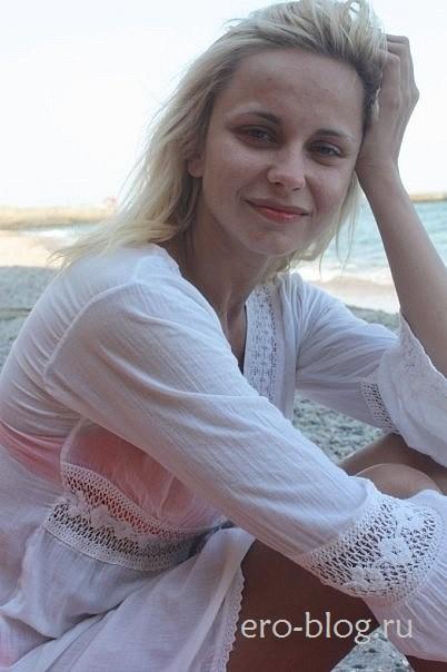 Голая обнаженная Лилия Ребрик интимные фото звезды