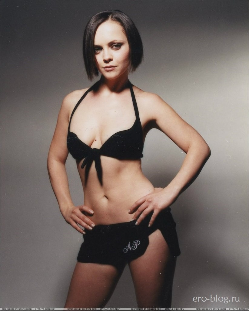 Голая Christina Ricci фото, Обнаженная Кристина Риччи