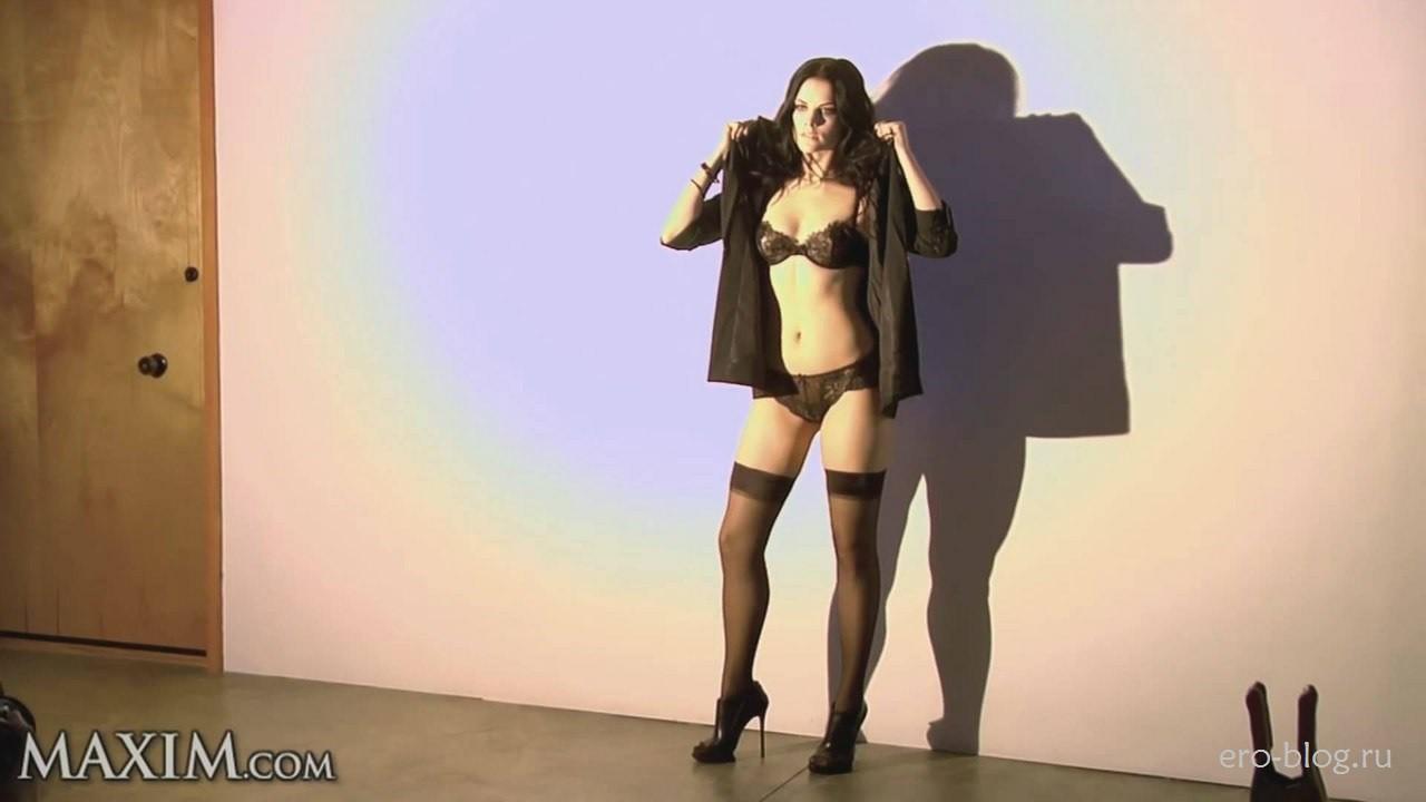 Голая обнаженная Jaimie Alexander | Джейми Александр интимные фото звезды