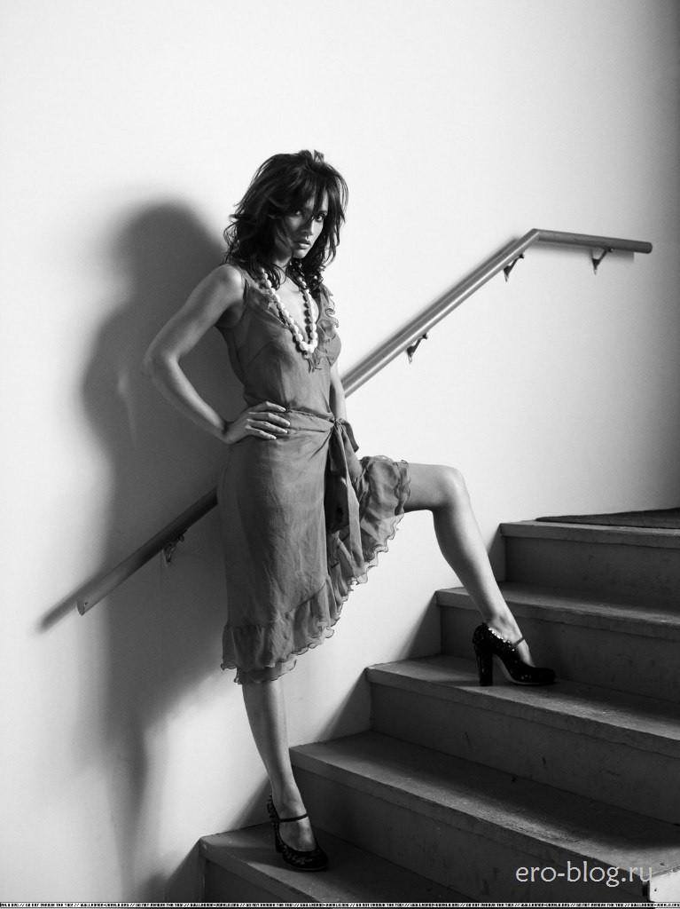 Голая обнаженная Leonor Varela | Леонор Варела интимные фото звезды