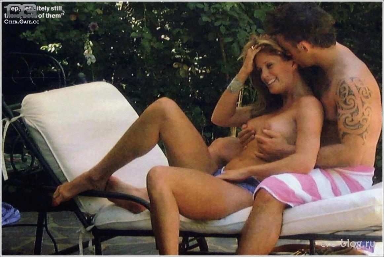 Голая обнаженная Rachel Hunter | Рэйчел Хантер интимные фото звезды