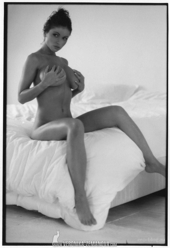 Голая обнаженная Veronika Zemanova | Вероника Земанова интимные фото звезды