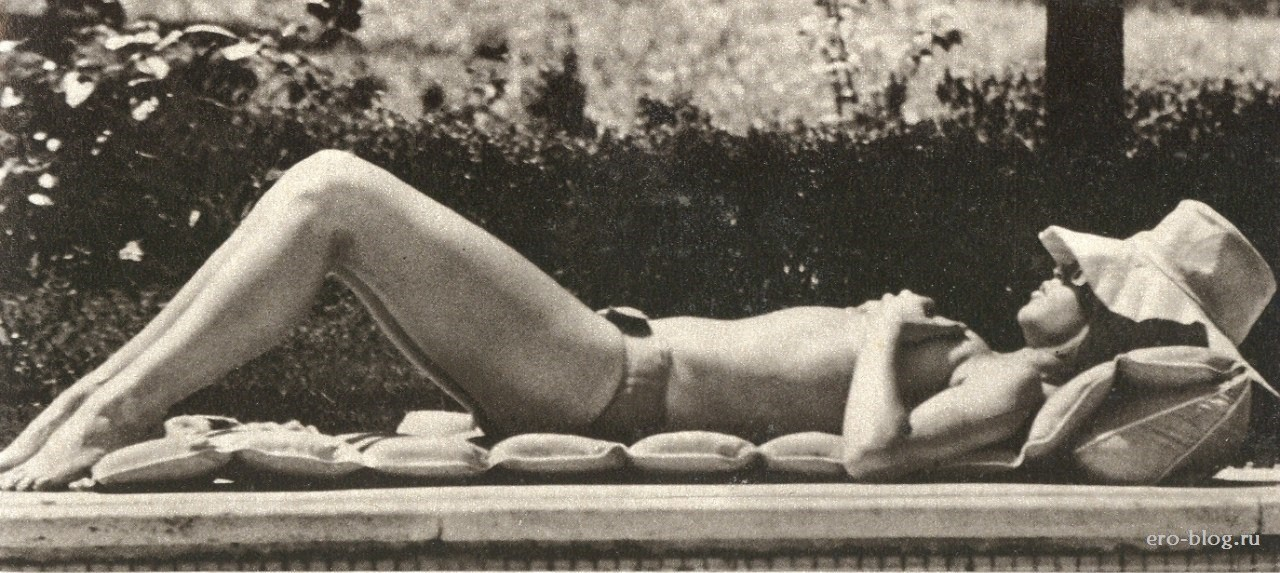 Голая обнаженная Brigitte Bardot | Брижит Бардо интимные фото звезды