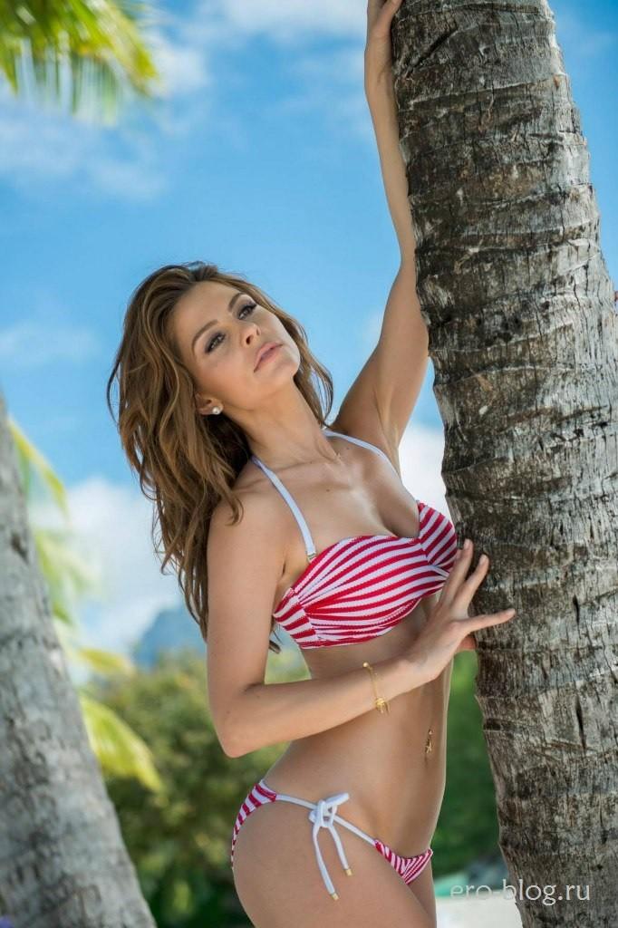 Голая обнаженная Maria Menounos | Мария Меноунос интимные фото звезды