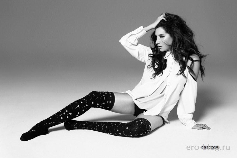 Голая обнаженная Ashley Tisdale | Эшли Тисдейл интимные фото звезды