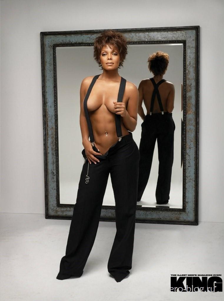 Голая Janet Jackson фото, Обнаженная Джанет Джексон