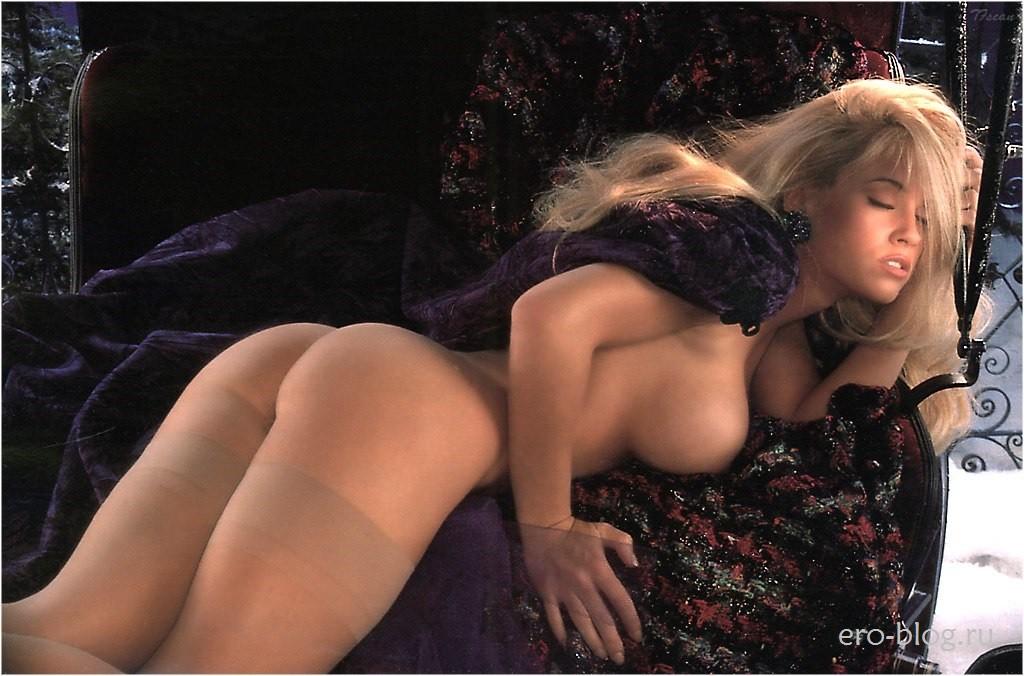 Голая обнаженная Jenny McCarthy   Дженни Маккарти интимные фото звезды