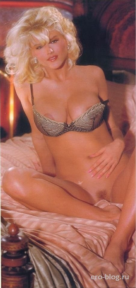 Голая обнаженная Anna Nicole Smith | Анна Николь Смит интимные фото звезды