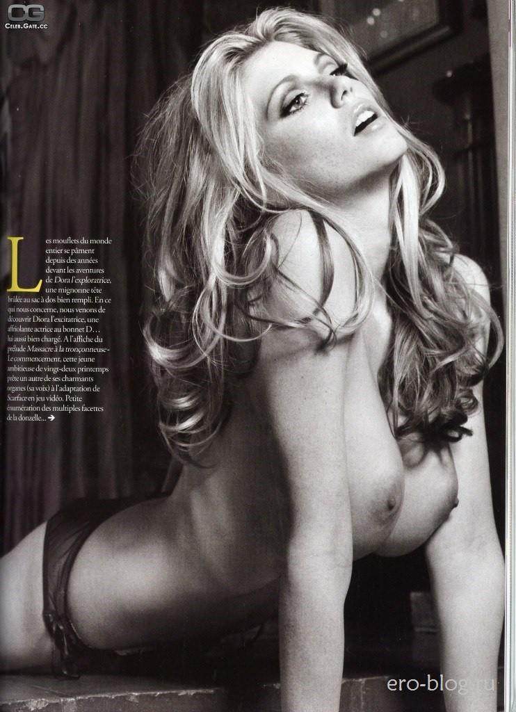 Голая обнаженная Diora Baird | Диора Бэрд интимные фото звезды