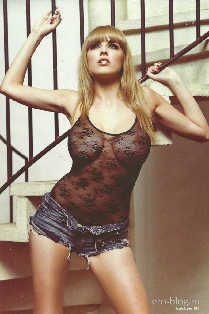 Голая обнаженная Danielle Sharp | Даниэль Шарп интимные фото звезды