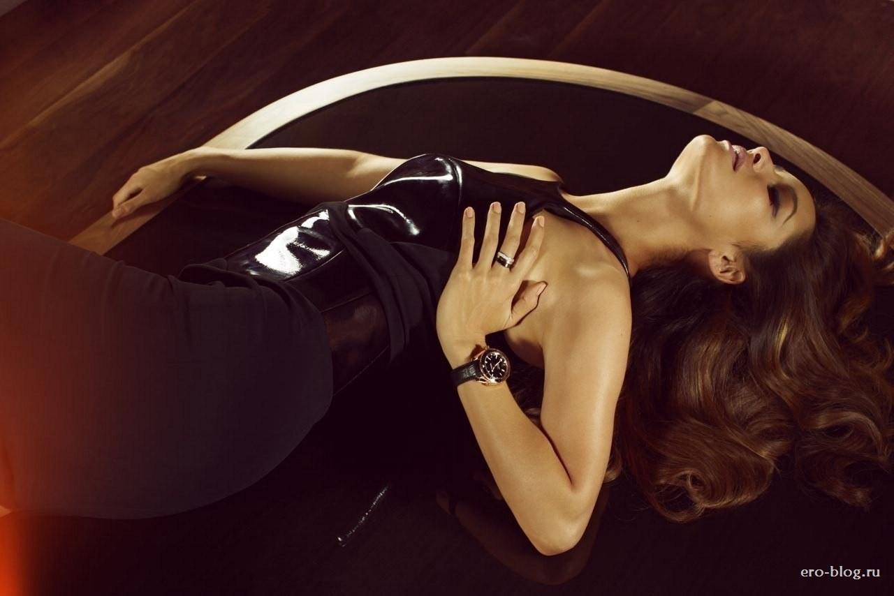 Голая обнаженная Berenice Marlohe | Беренис Марло интимные фото звезды