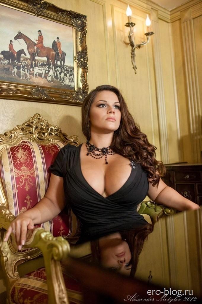 Голая обнаженная Мария Зарринг интимные фото звезды