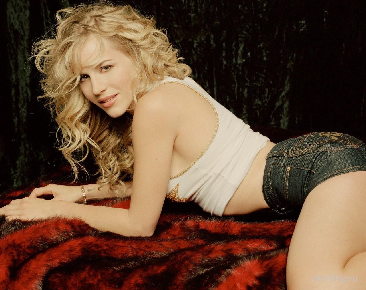Голая обнаженная Julie Benz | Джули Бенз интимные фото звезды