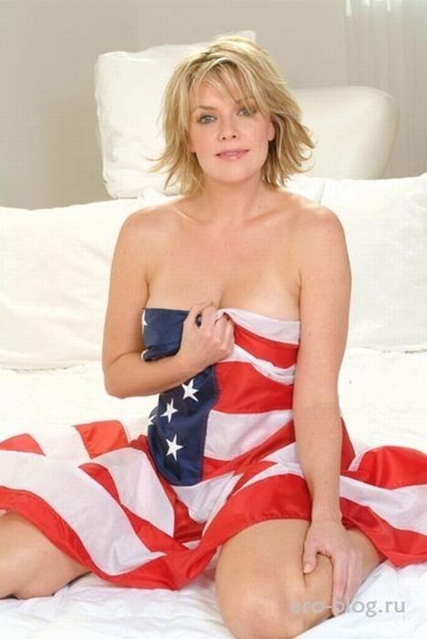 Голая обнаженная Amanda Tapping | Аманда Таппинг интимные фото звезды