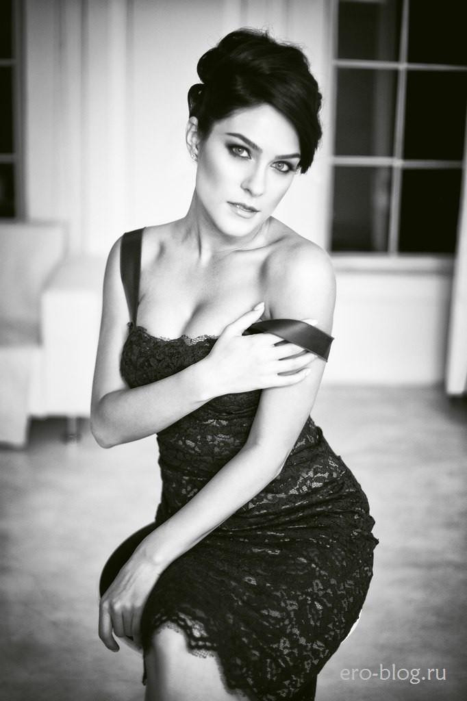 Голая обнаженная Мария Собко интимные фото звезды