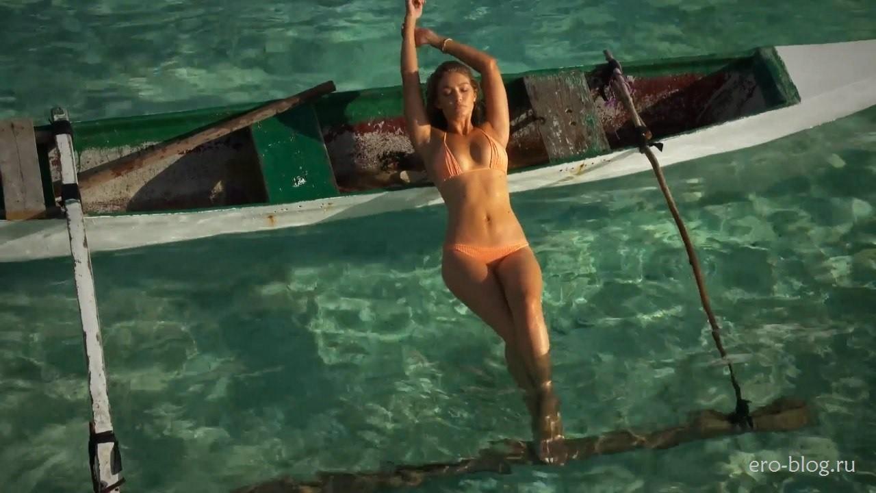 Голая обнаженная Джиджи Хадид интимные фото звезды