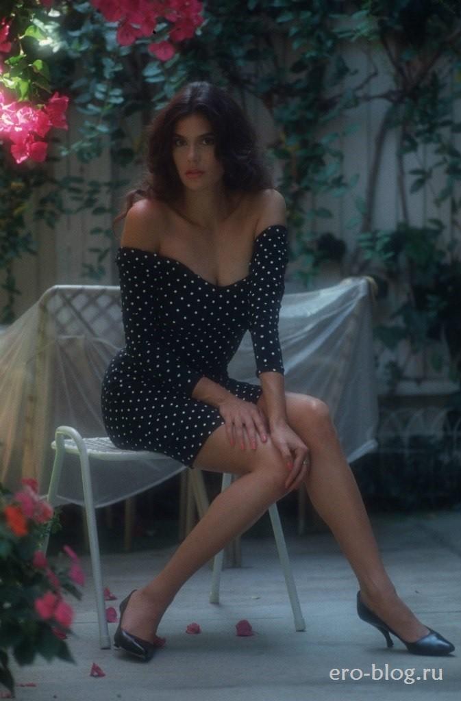 Голая обнаженная Teri Hatcher | Тери Хэтчер интимные фото звезды