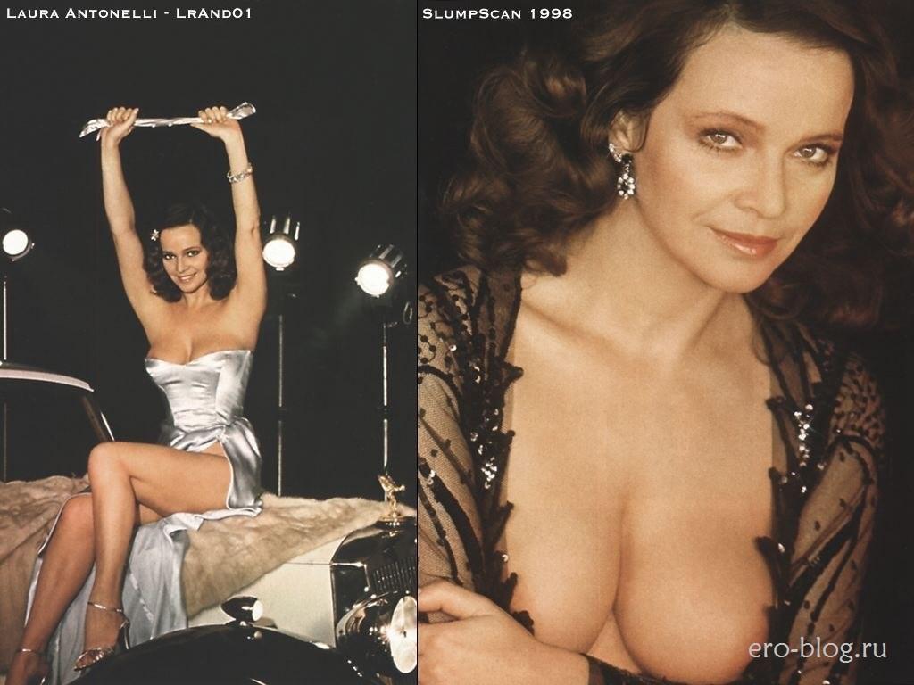 Голая обнаженная Лаура Антонелли интимные фото звезды